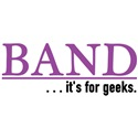 Band...It's for Geeks