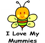 I Love My Mummies Baby Wear & Gifts