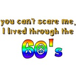 you can't scare me...60's