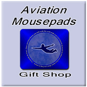Aviation Mouse Pads