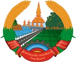 Laos Coat of Arms