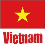 Vietnam Flag/Name