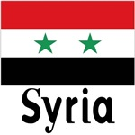 Syria Flag/Name
