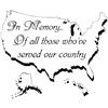 In Memory...
