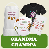 Grandparent: Tees, Gifts &amp; Apparel 