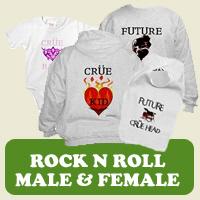 Rock n Roll : Tees, Gifts & Apparel