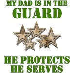 National Guard Dad Protects And Serves