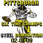 Pittsburgh Six Time Champs