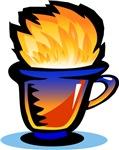 Pop Art - 'Tea Cup'