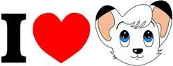 I Love ... (look inside!)