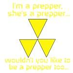 BE A PREPPER