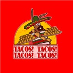 Tacos Tacos Tacos Shirts