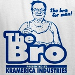 Bro Mens Bra T-Shirts