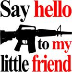 Say Hello Little Friend Shirt