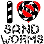I Hate Sandworms Shirt