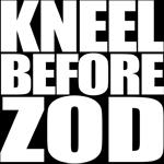 Kneel Before Zod Shirt