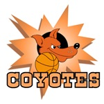 COYOTES BASKETBALL T-SHIRTS AND GIFTS