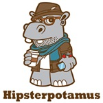 Hipsterpotamus