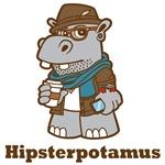 Hipsterpotamus