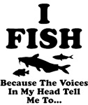 I Fish Because