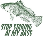 Stop Staring At My Bass