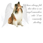 Sheltie Angel
