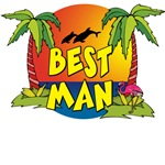 Best Man Beach T-Shirts