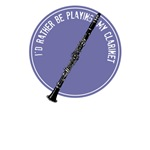Clarinet T-Shirts