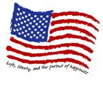 Life, Liberty, the Pursuit of Happiness T-Shirt