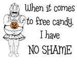 No Shame Halloween T-Shirts