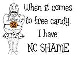 No Shame Halloween T-Shirts