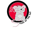 Year of the Rat T-Shirts and Gifts