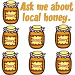 Local Honey T-Shirts and Gifts