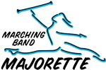 Marching Band Majorette