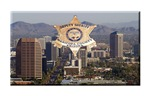Maricopa County Sheriff Skyline