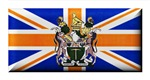 Brit Rhodesia Flag