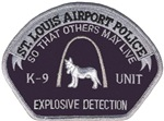 St. Louis Airport K9