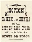 Smokers & Chewers