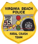 Virginia Beach Fatal Crash Team