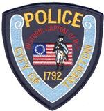Trenton New Jersey Police