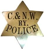 C & N.W. Ry. Police
