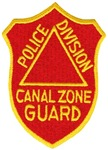 Canal Zone Police Division