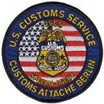 U S Customs Berlin