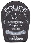 Pentagon Police ERT