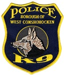 West Conshohocken Police K9