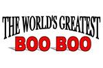The World's Greatest Boo Boo