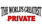 The World's Greatest Private