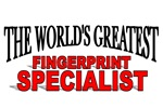 The World's Greatest Fingerprint Specialist