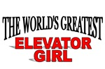 The World's Greatest Elevator Girl