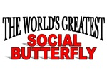 The World's Greatest Social Butterfly
